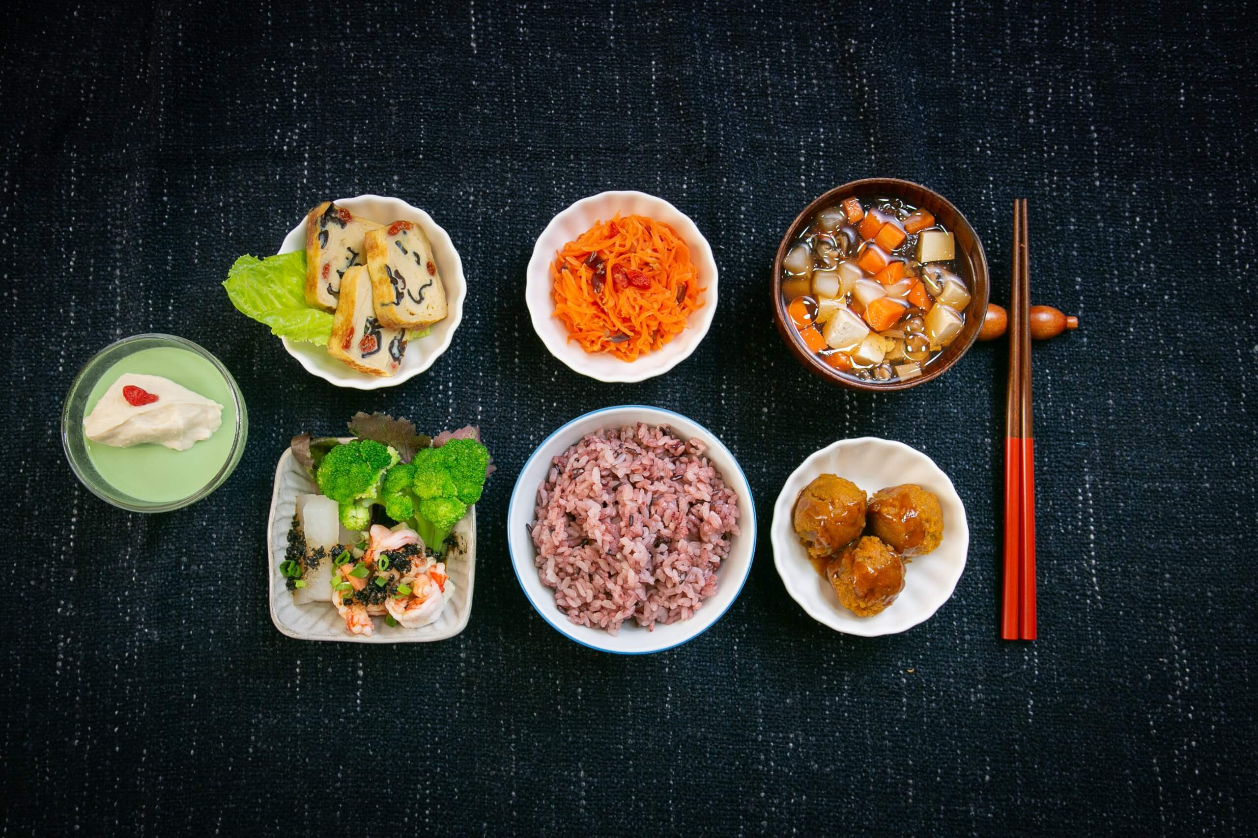 冬季漢方藥膳 漢方養生套餐
